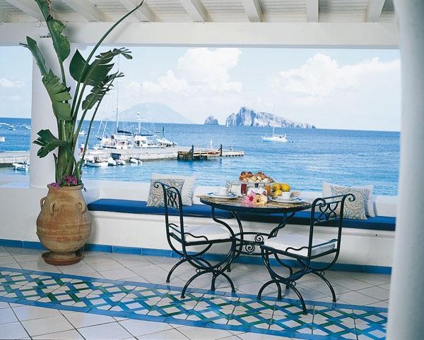 Photo Gallery - Lisca Bianca Hotel, Panarea (Island)